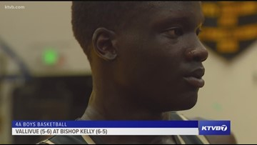 HIGHLIGHTS: Bishop Kelly vs. Vallivue