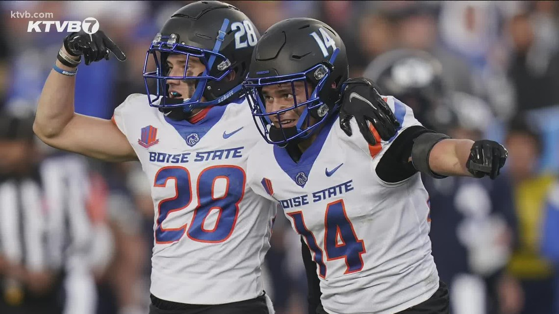 The Kaniho family continues to make an impact for the Boise State Broncos