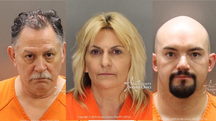3 arrested after BPD investigation into Boise drug house