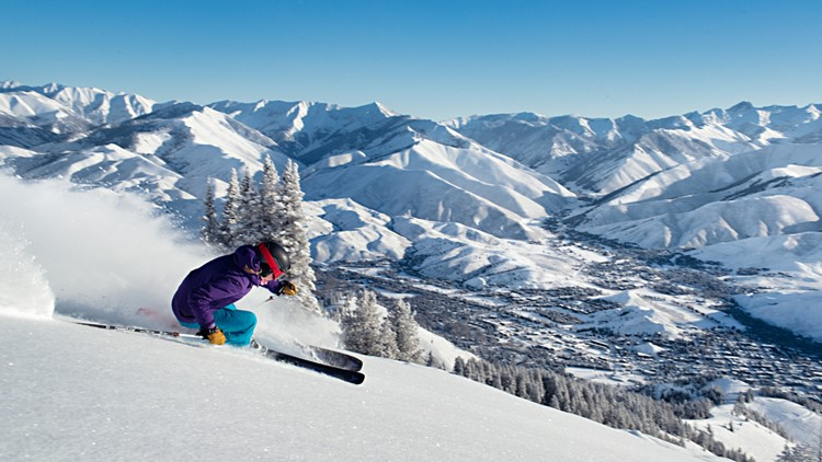 'Beyond excited:' Sun Valley named America's Top Resort for second year