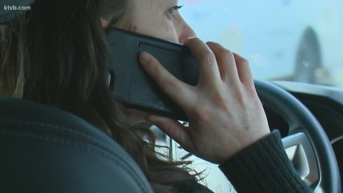 Proposed bill would create new distracted driving law in Idaho