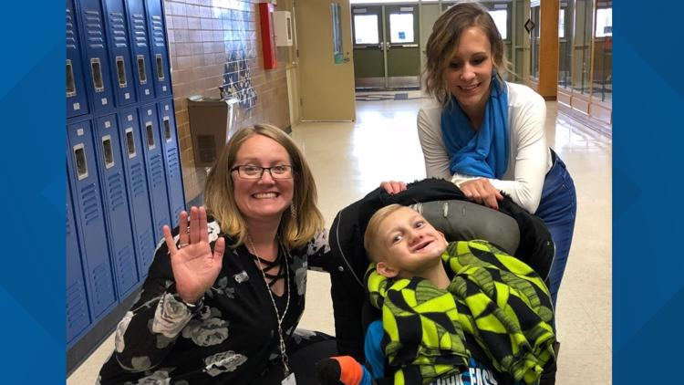 'They really thrive being able to do things by themselves:' Meridian special ed teacher focuses on life skills