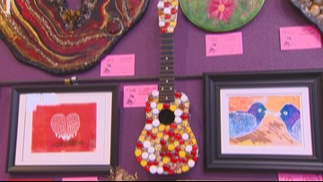 Over $30,600 raised for Valentine for AIDS at the Flying M Coffeehouse in Boise