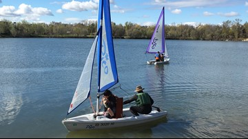 Where's Larry? Quinn's Pond, Learn to Sail