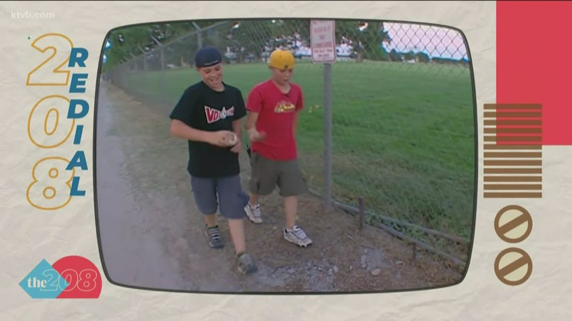 208 Redial: Twin brothers go after foul balls at Boise Hawks game