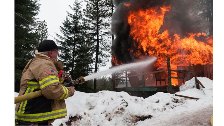 Community mourns the loss of a hero: Garden Valley fire chief who lost his battle against COVID
