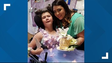 Boise teenager with special needs celebrates her dream Quinceanera thanks to donations from the community