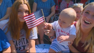 Communities across the Treasure Valley celebrate Independence Day