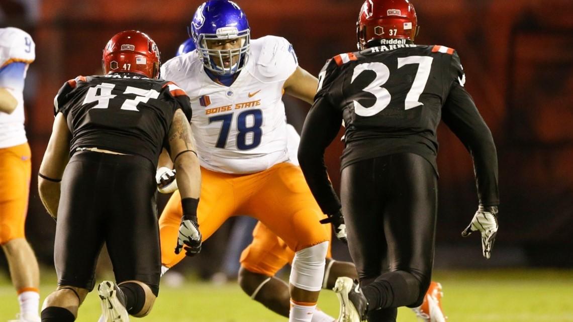 Boise State football: Lotsa left tackles