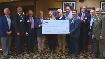 Killebrew-Thompson Memorial donates $400,000 to Mountain States Tumor Institute