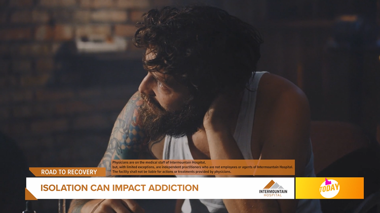 Road To Recovery: Addiction and the Pandemic
