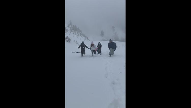 Sunday Funday Snowday