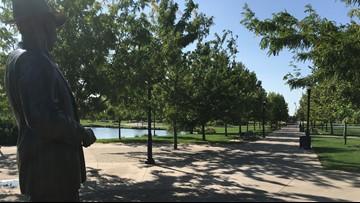 Where's Larry? Kleiner Park, Arthritis Walk
