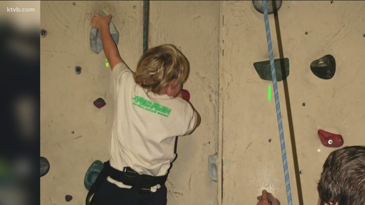 Idaho Gives: Courageous Kids Climbing focuses on those with special needs