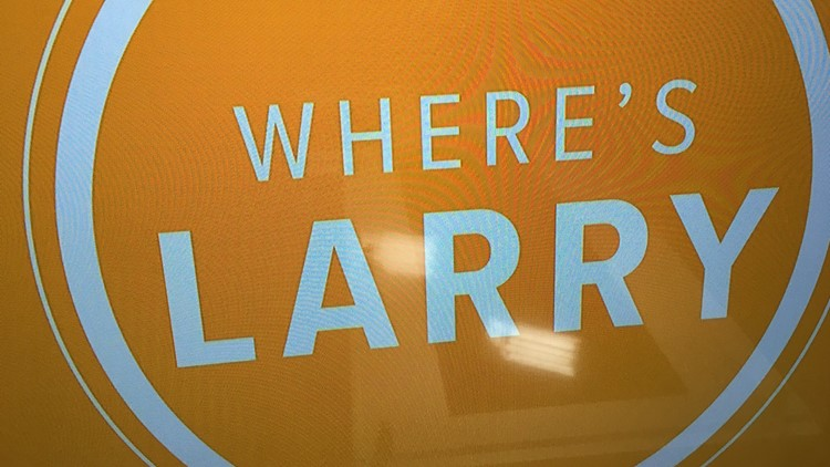 Where's Larry? Fred Meyer Stores