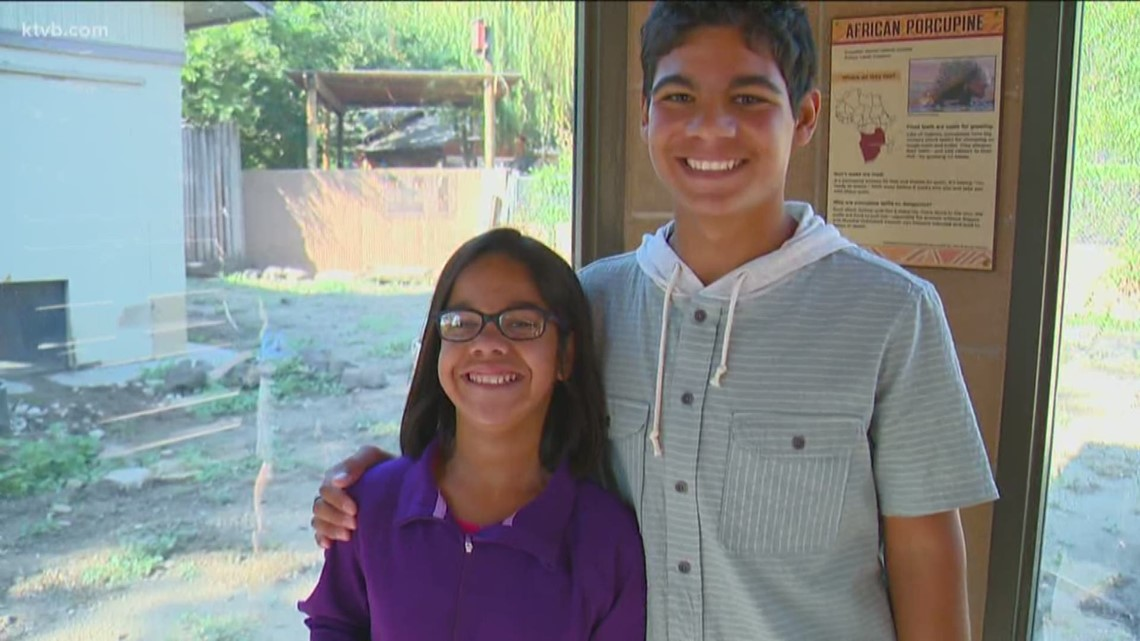 Wednesday's Child: Brenton and Rayna