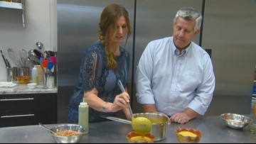 You Can Grow It: Cooking up some pumpkin soup at BUGS