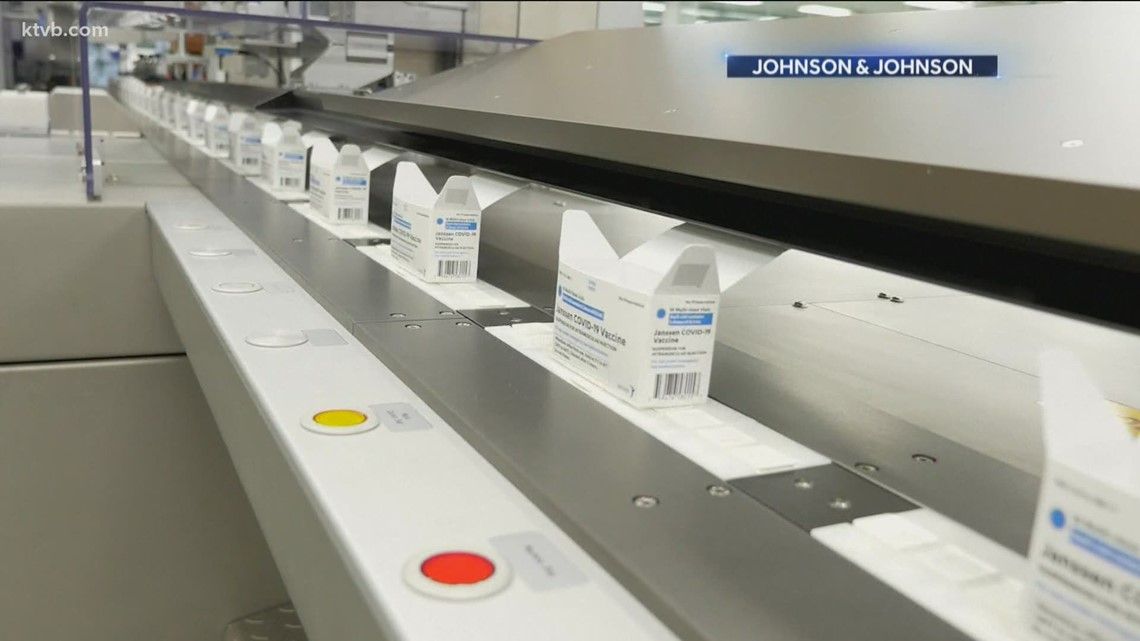 Big updates on vaccine rollout in Idaho