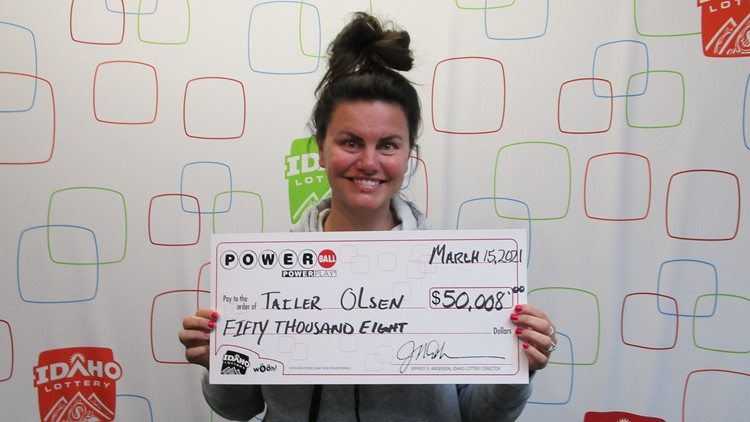 Utah woman claims $50K Powerball prize from Idaho Lottery