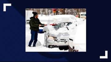 Driving in the snow and ice: A trooper's advice