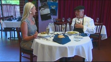 Keepin' It Local: Eagle restaurant has the taste and feel of France