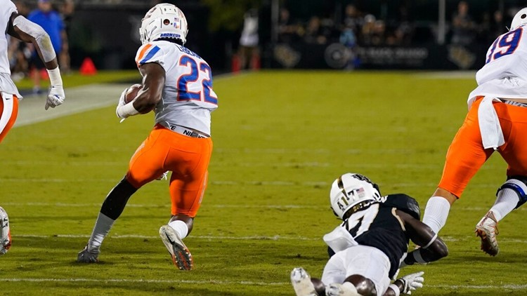 Boise State football: And they still kept it close