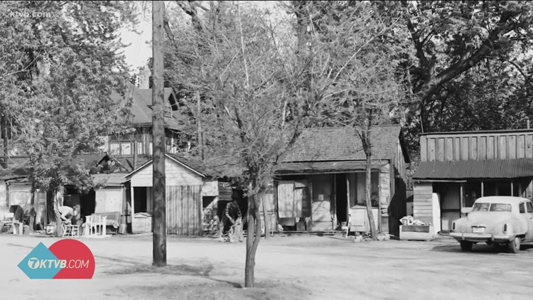 Get To Know Idaho: For decades, a small 'village' in downtown Boise was home to the city's Spanish-speakers