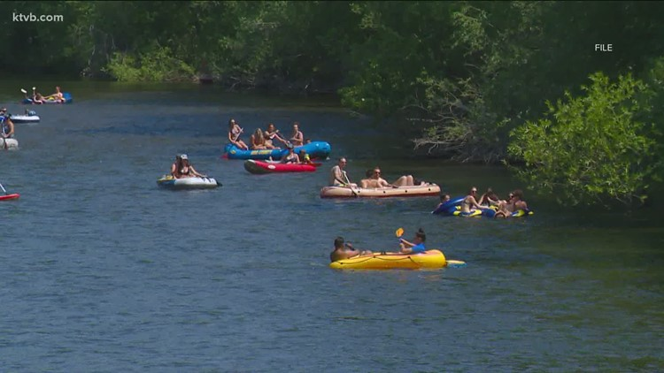 'It's a really fun float if you do it right': Ada County Parks and Waterways and Boise Fire prep for official Boise River float season
