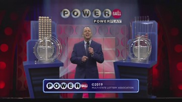 Powerball drawing for Wednesday, Nov. 6