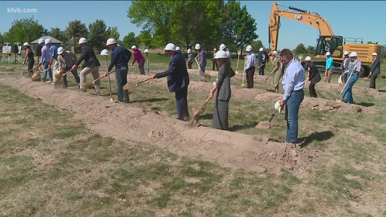 Idaho Youth Ranch breaks ground on new residential facility