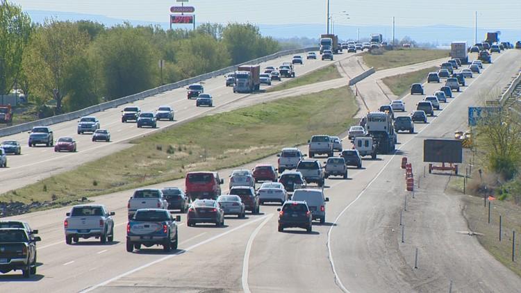 Interstate 84 Nampa