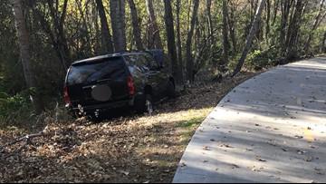 Police: Driver cited for DUI after driving a quarter mile on Greenbelt