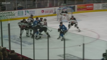 Idaho Steelheads jockey for the top spot in the Mountain Division after clinching a playoff spot