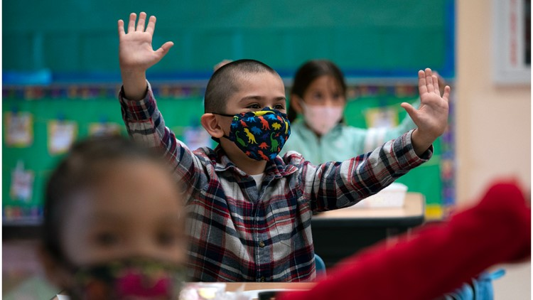 Boise school board approves new face mask requirement