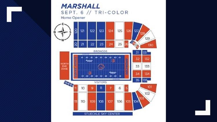 Game Day Guide: Boise State vs  Marshall | ktvb com