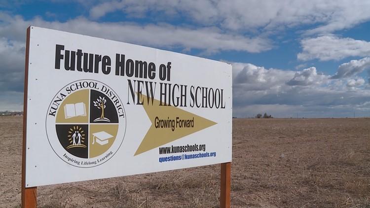 Kuna school board selects mascot for Swan Falls High School