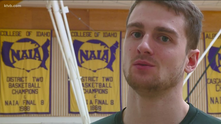 College of Idaho Basketball News at 6pm 01-13-20