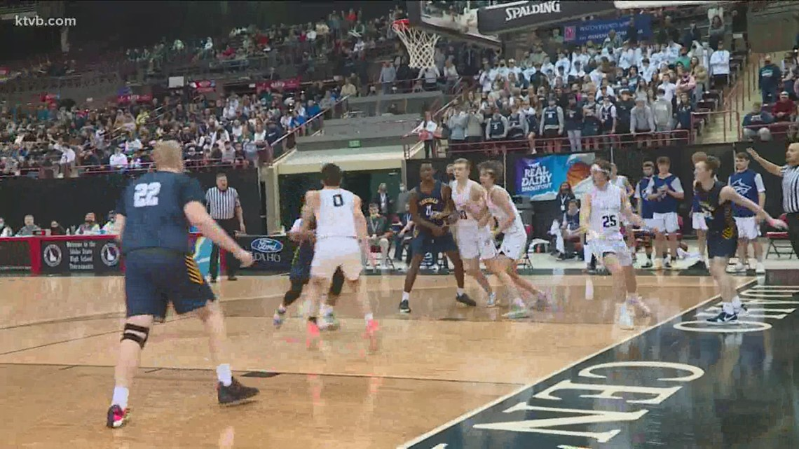 Meridian wins 5A state basketball championship for the first time since 1992