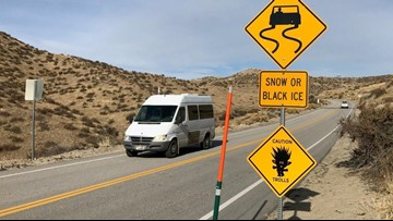 New sign pops up to warn of mythical Bogus Basin Road 'trolls'