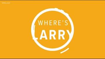 Where's Larry? Deer Flat Refuge