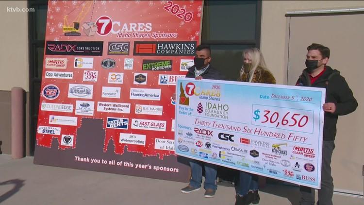 Companies that Care: Hawkins Companies, RADIX Construction, CSC, Seid Crane & friends