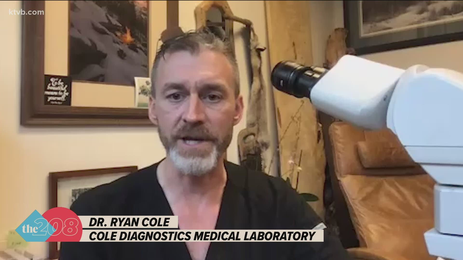Another Medical Doctor Truth-Teller: Dr. Ryan Cole, Idaho