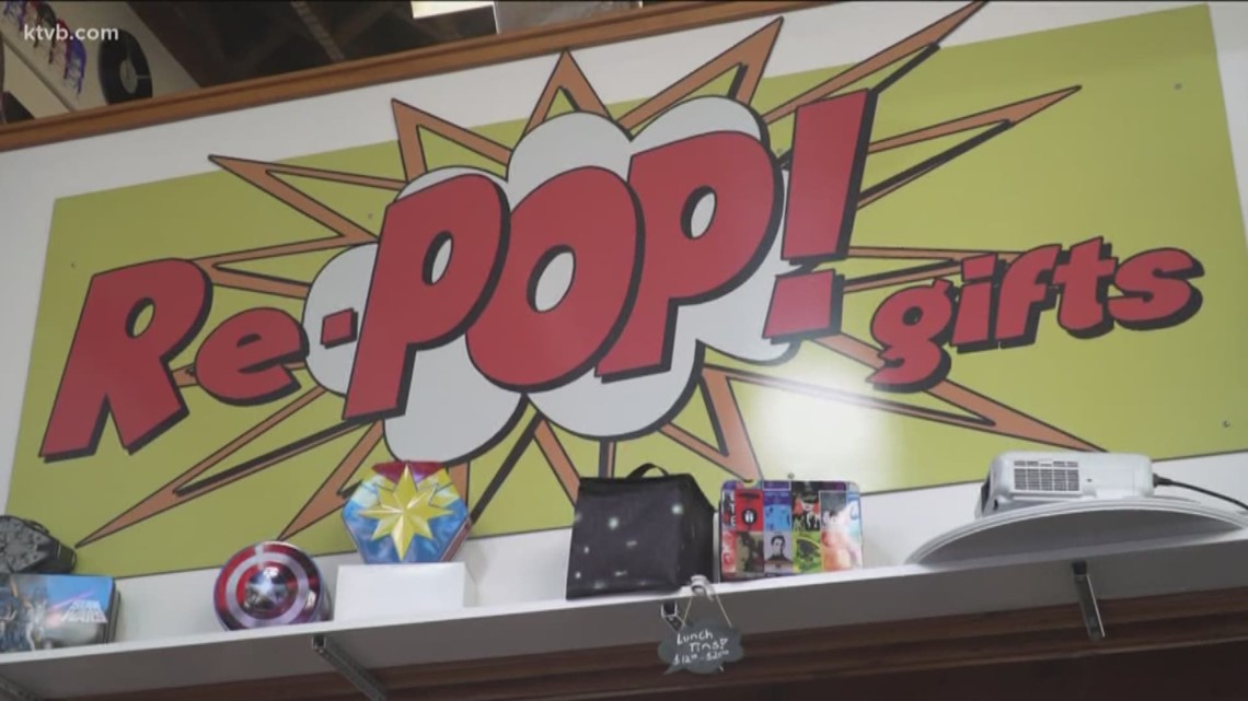 Keepin' It Local: Get your fandom on at Re-POP Gifts