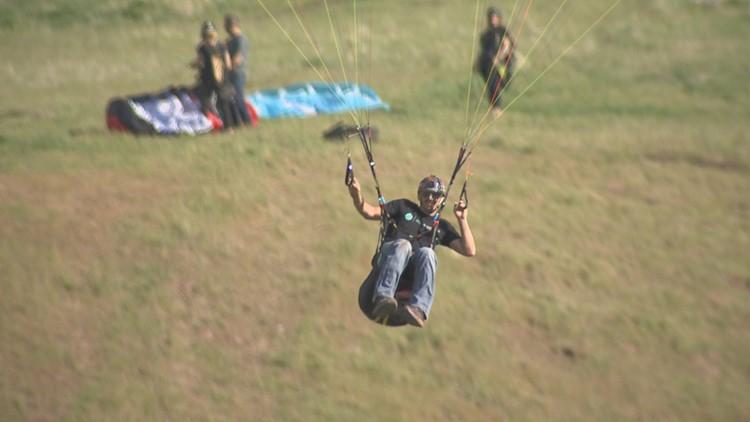 Paragliding Deaths 2018