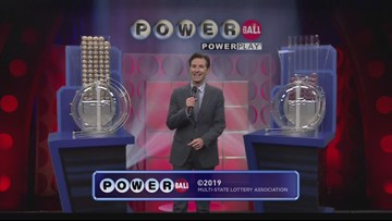 Powerball drawing for Wednesday, Oct. 23
