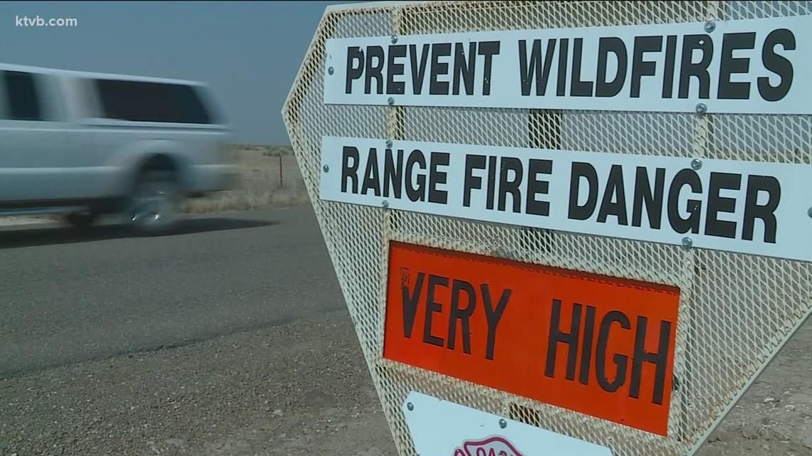 Bureau of Land Management reducing wildfire risks along Interstate 84 near Boise