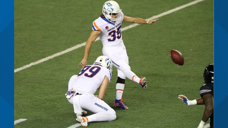 Former Rocky Mountain soccer star on leading Boise State's special teams
