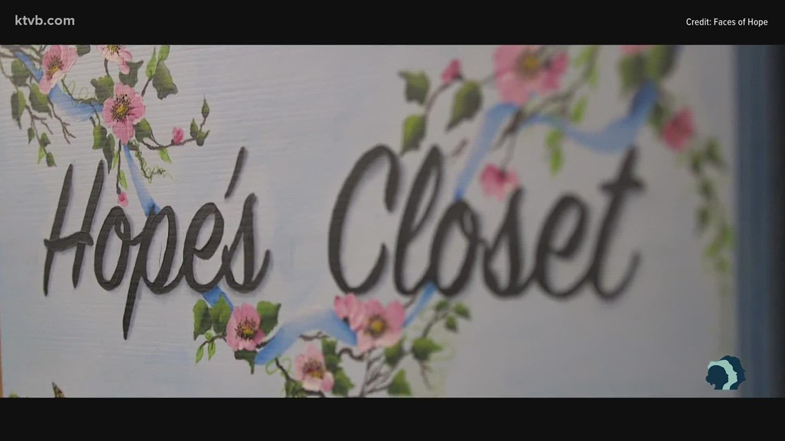 Faces of Hope seeking donations for 'Hopes Closet'