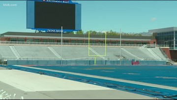 Here's what you need to know about Boise State selling pieces of the old Blue