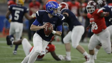 Boise State football: Rypien's pluses and perceived minuses